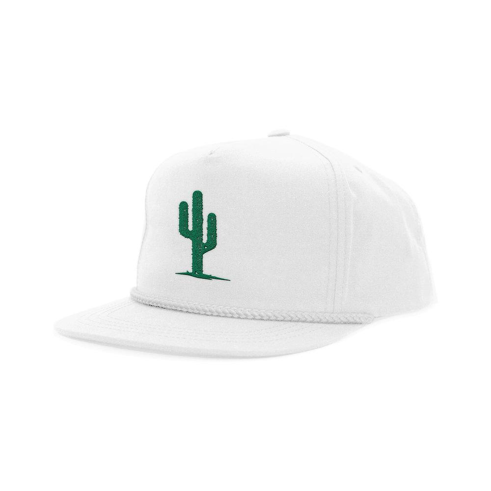 CACTUS CLASSIC HAT (WHITE)