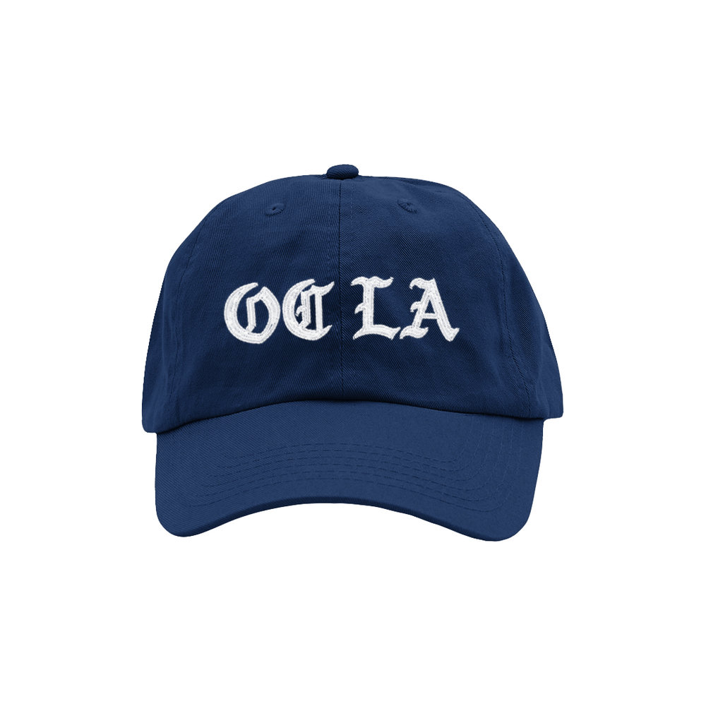 OC LA DAD HAT (NAVY)