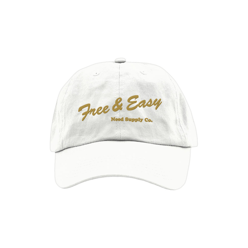 DELI DAD HAT (WHITE)