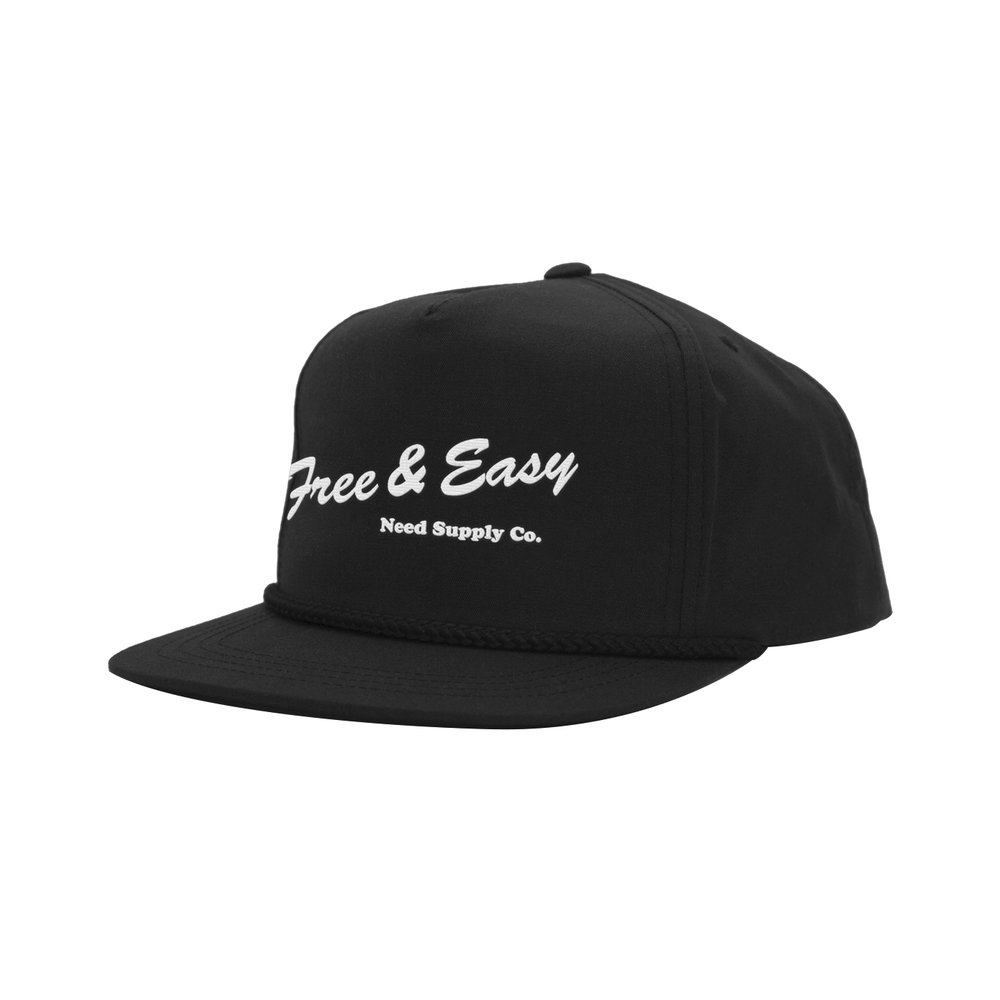 DELI CLASSIC HAT (BLACK)