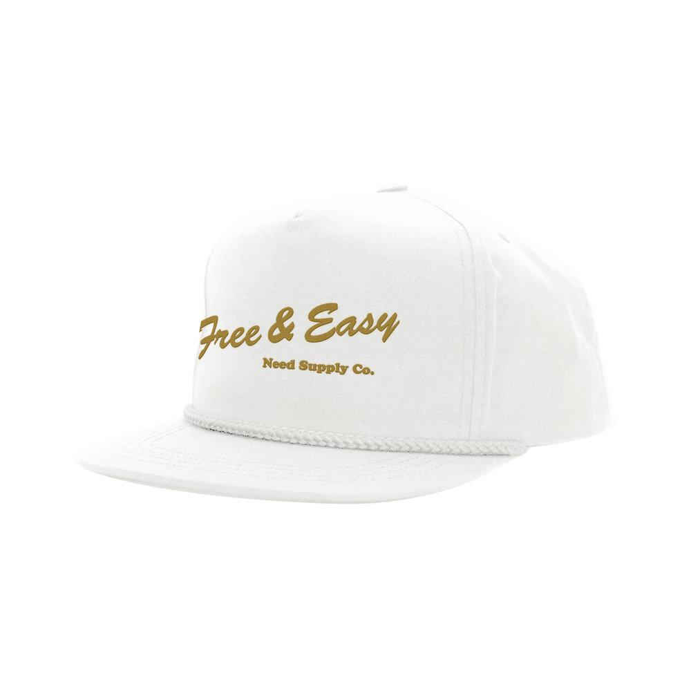DELI CLASSIC HAT (WHITE)