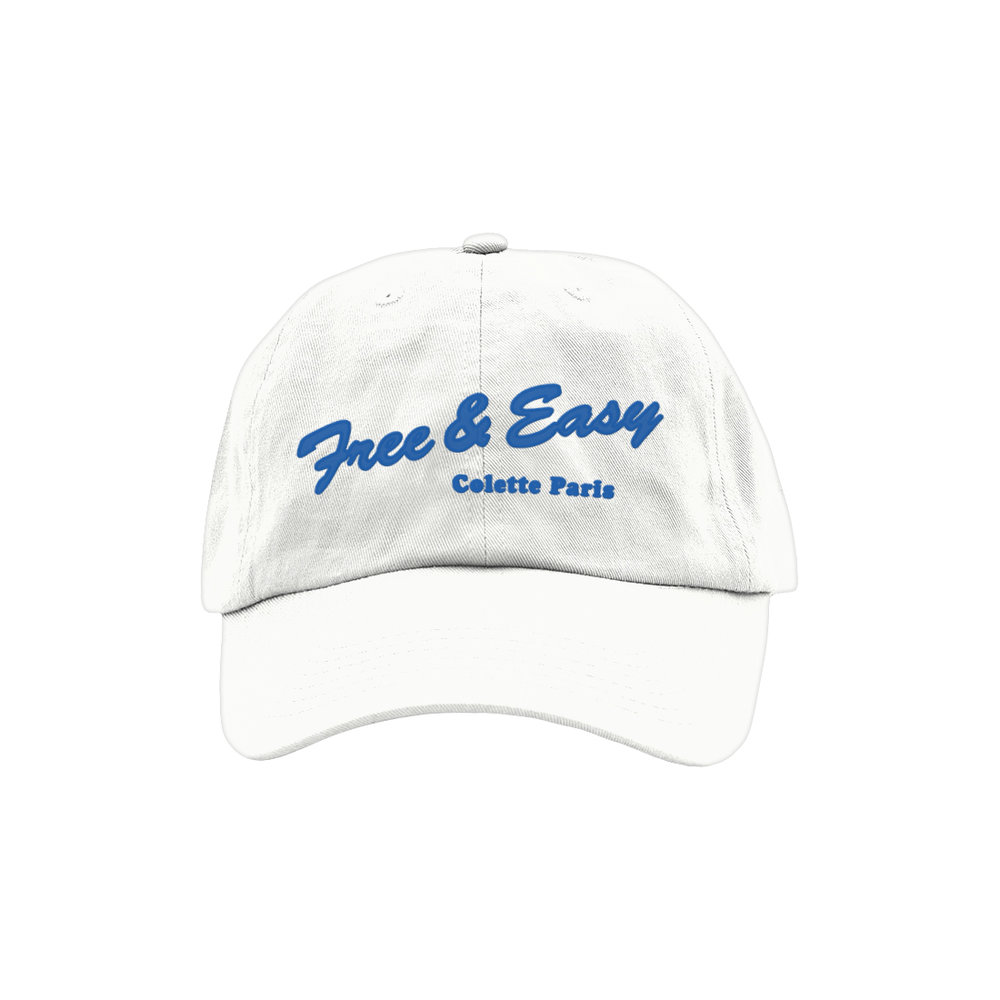DELI DAD HAT (WHITE)   STYLE # DH0301  WHOLESALE: €20  SUGGESTED RETAIL: €45