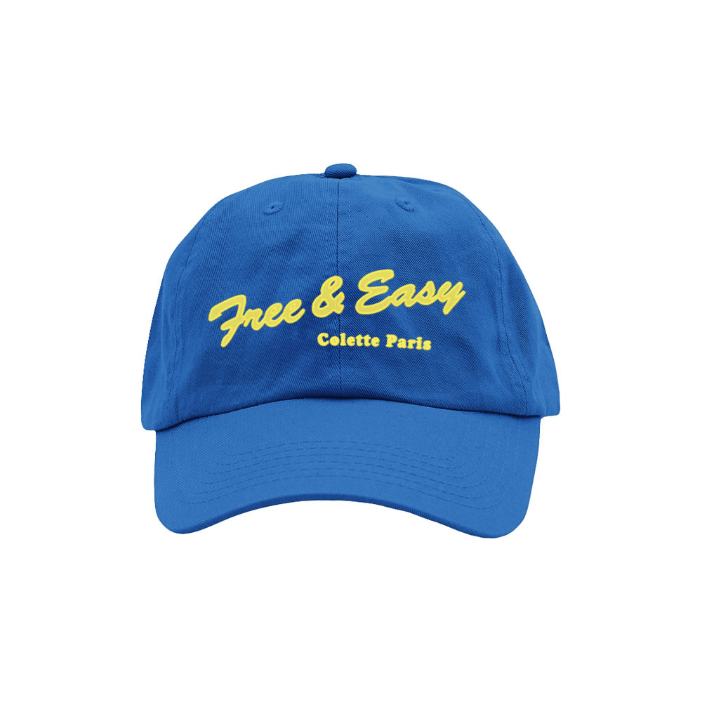 DELI DAD HAT (BLUE)   STYLE #  DH0302   WHOLESALE: €20  SUGGESTED RETAIL: €45