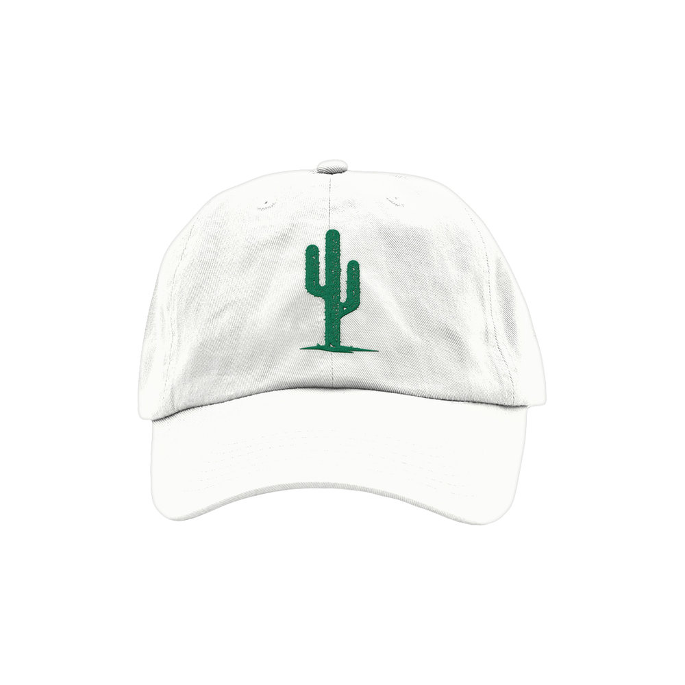 CACTUS DAD HAT   STYLE #  DH0701   WHOLESALE: €20  SUGGESTED RETAIL: €45