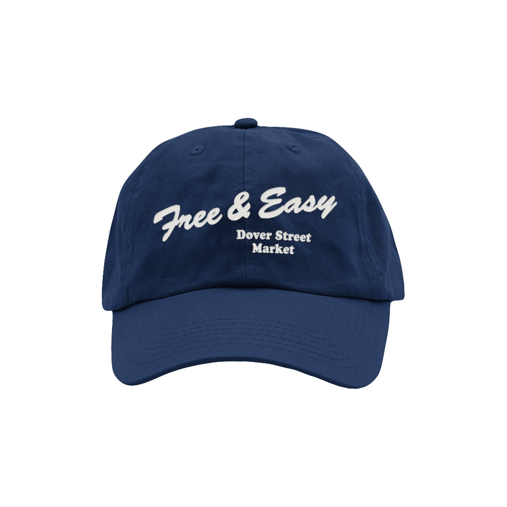 DELI DAD HAT (NAVY)