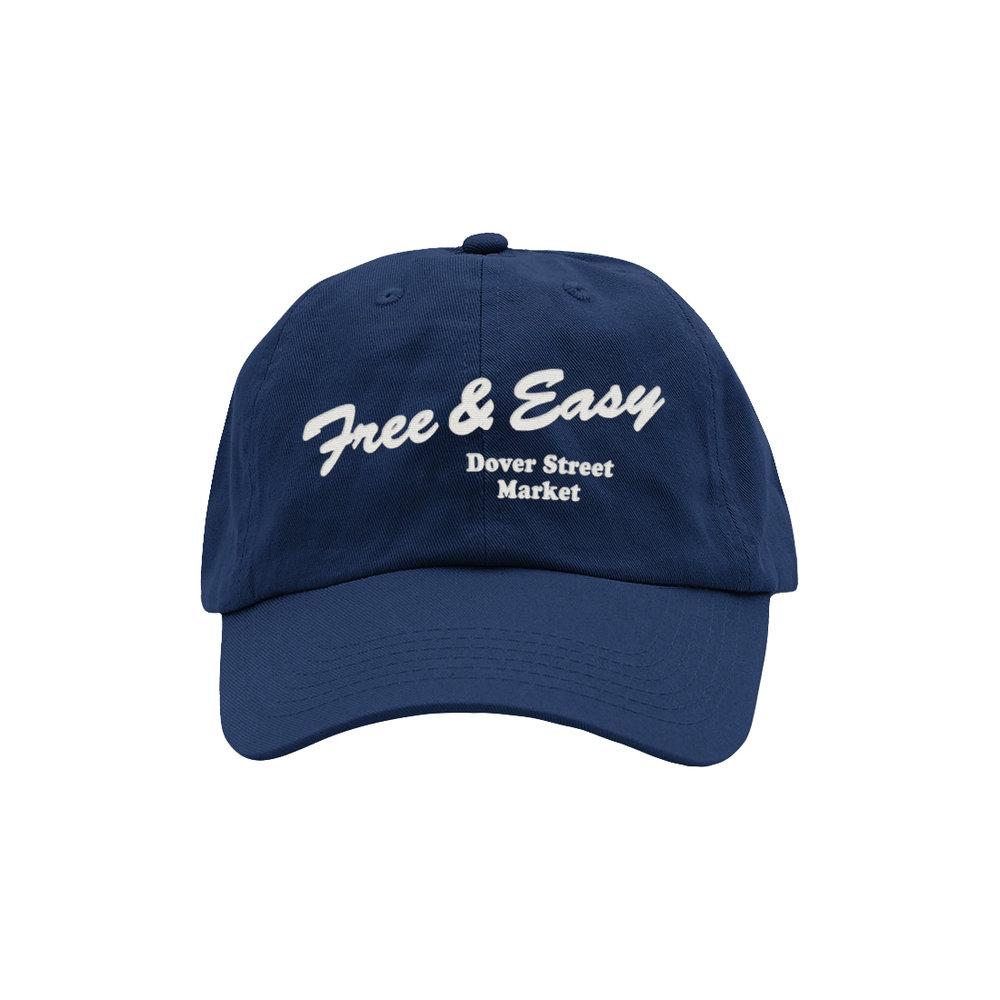DELI DAD HAT (NAVY)