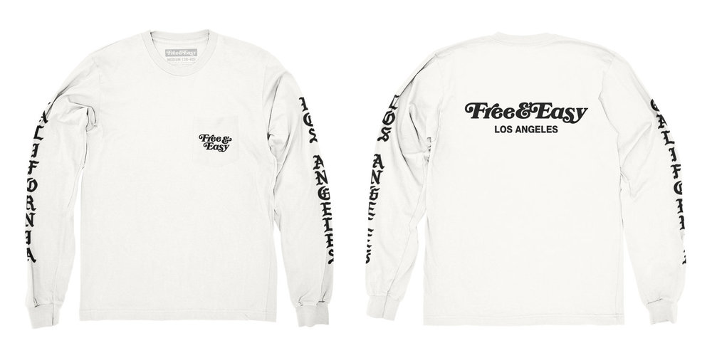 BLACKLETTER LS (WHITE)