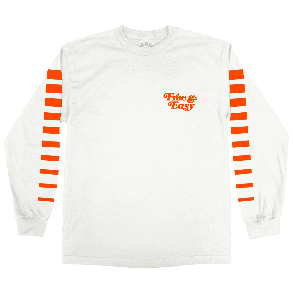 NEW DIMENSIONS LS TEE (WHITE)