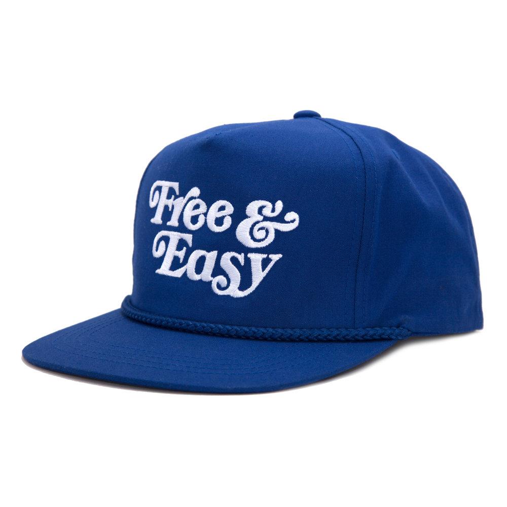 FREE & EASY HAT (BLUE)