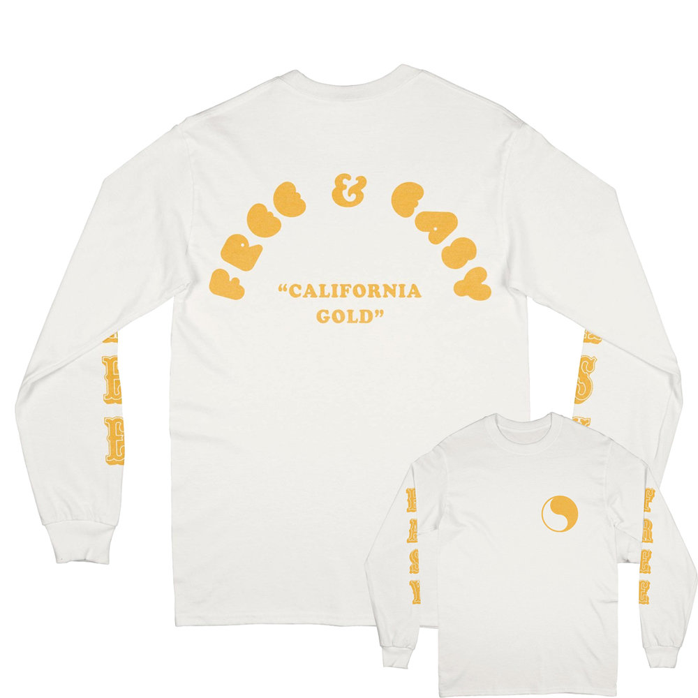 SOLID GOLD LS TEE (WHOLESALE: $29)