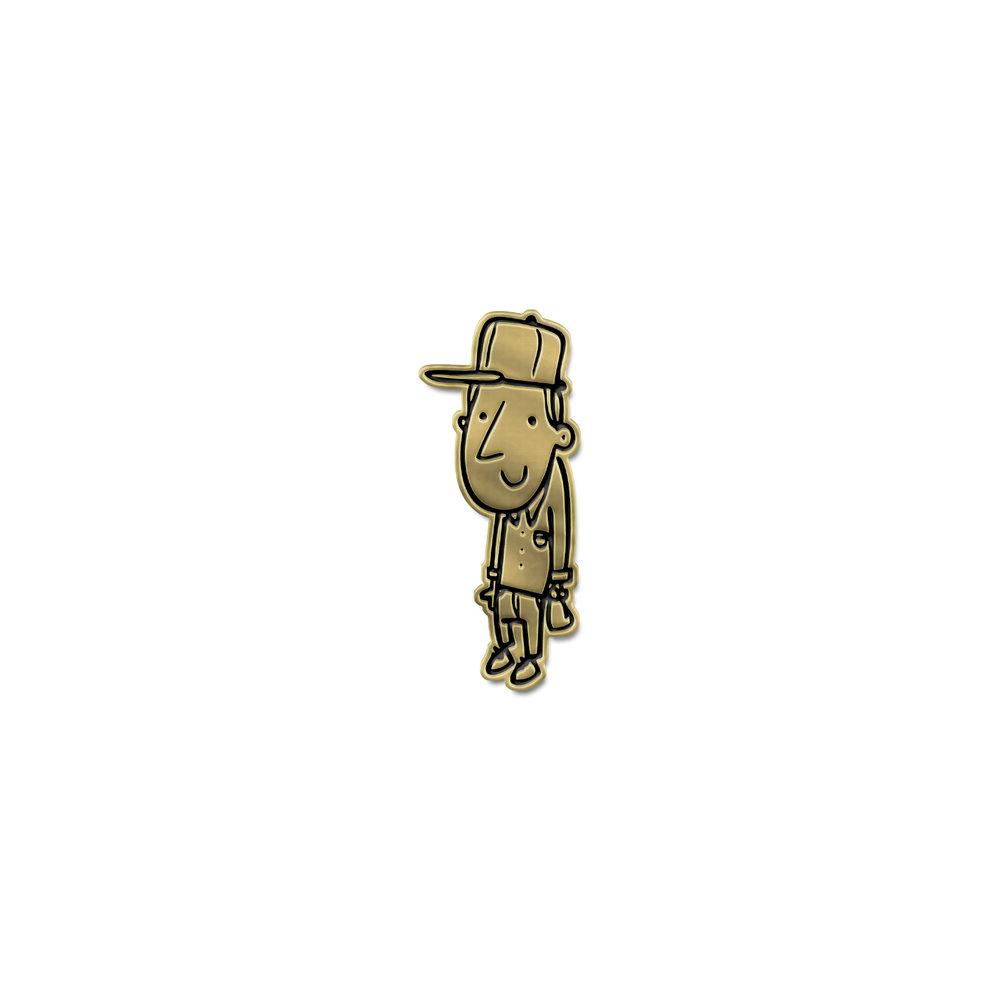 P02 [GOLD METAL]