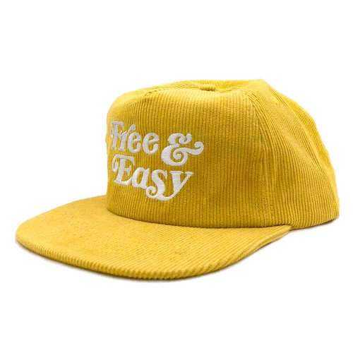 Free   Easy Corduroy Hat — Free   Easy e826ee6d638