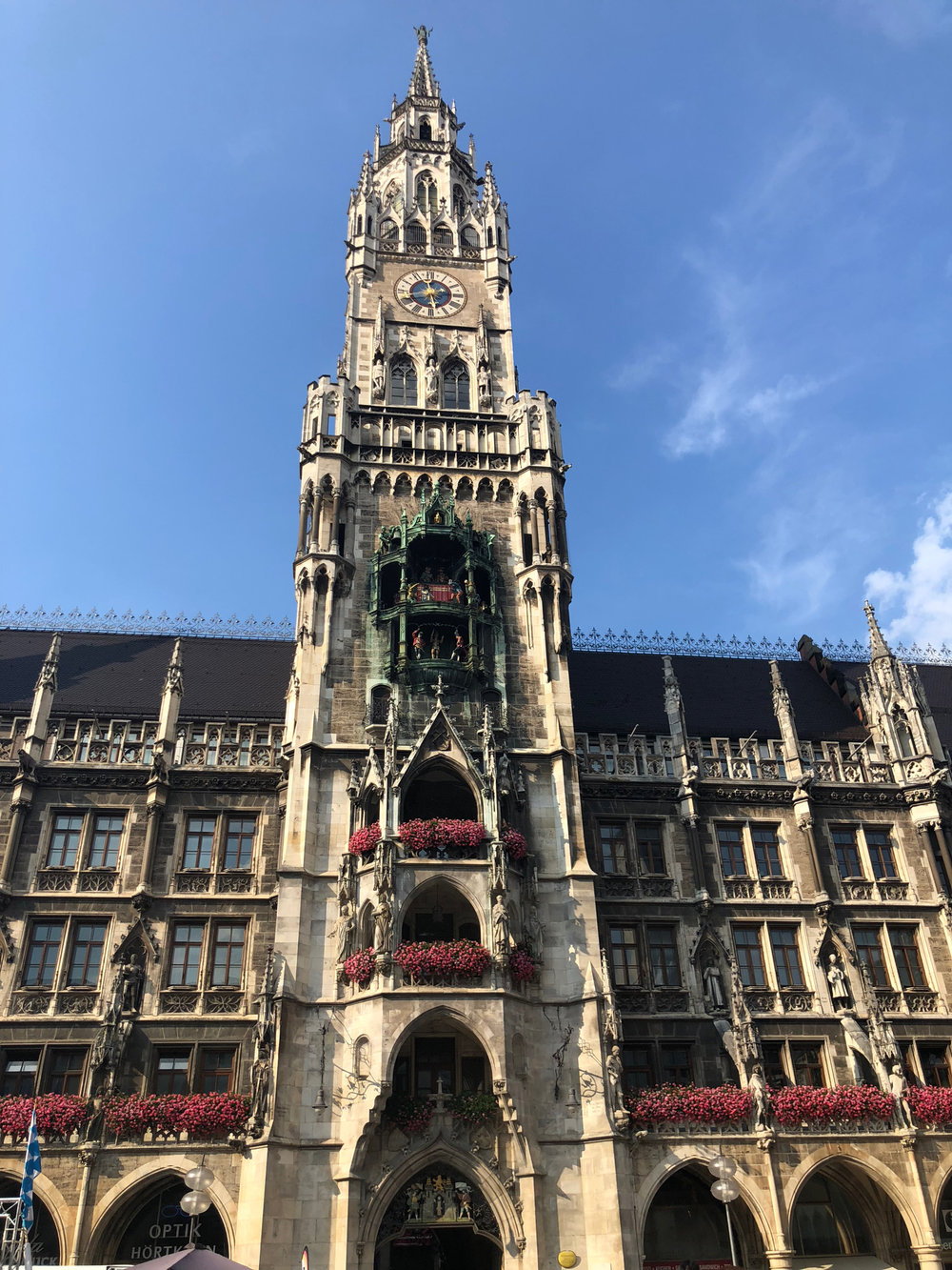 Old Munich Rathaus (City Hall)