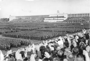 Nuremberg Rallies, 1937.