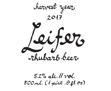 LEIFER // 2017