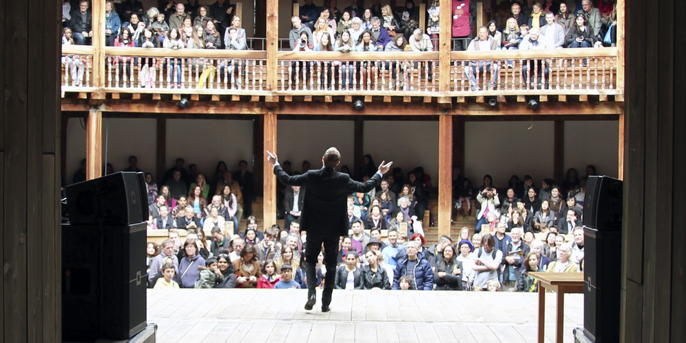 Stage Magic at Shakespeare's Globe