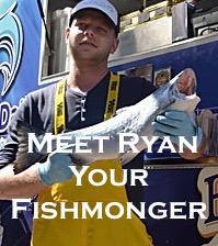 Ryan Johnson The Fishmonger