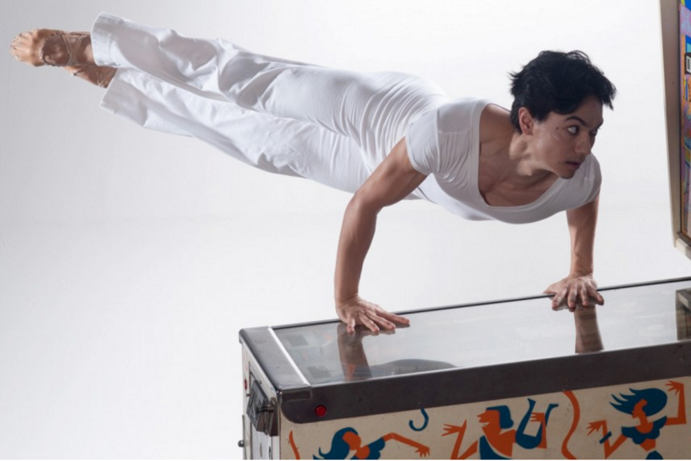 'TOMMY' THE BALLET  ( Photo: Eugene Ballet)
