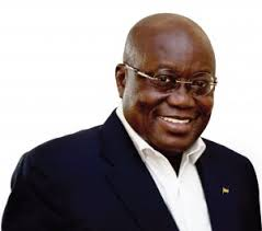 Nana Akufo Addo, the NPP's opposition candidate.