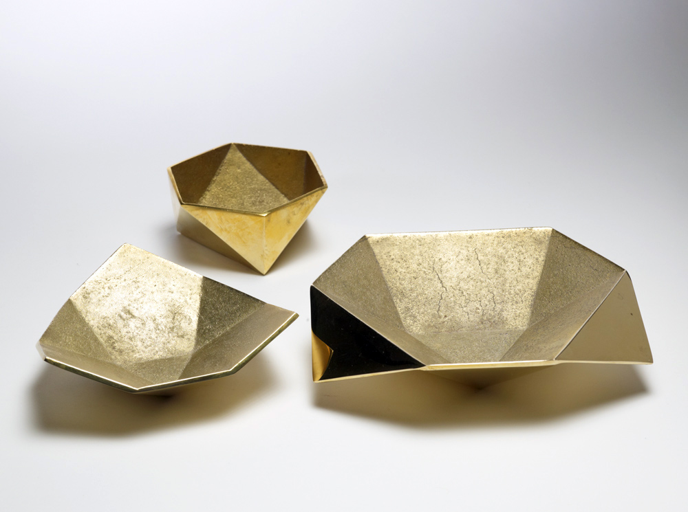 ORIGAMI BOWLS