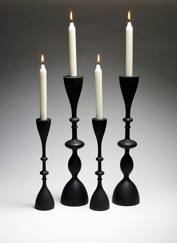 WAVE CANDLESTICKS