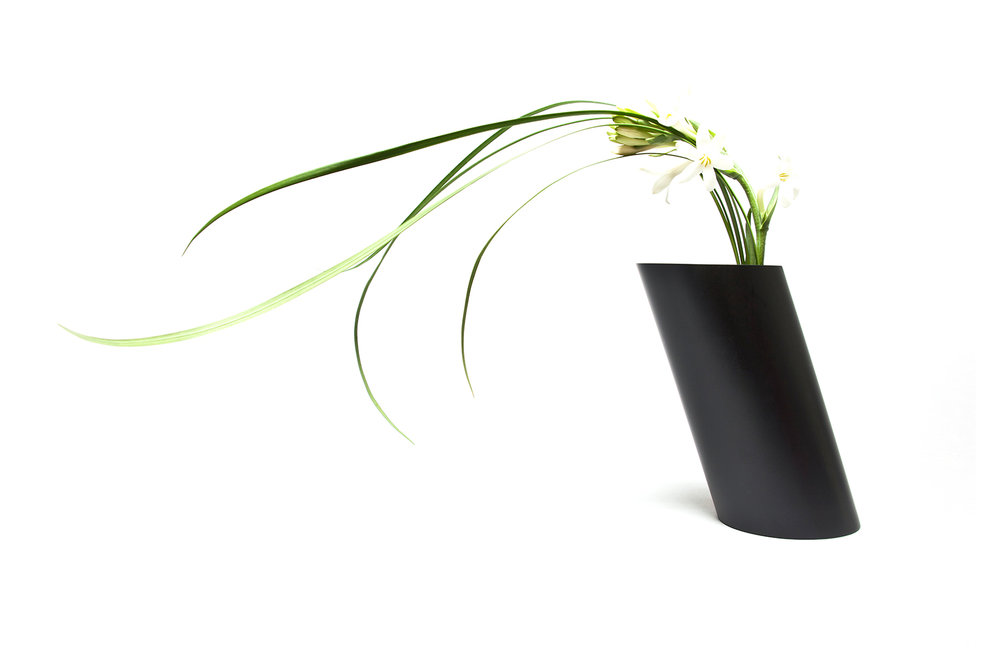 BANA DOUBLE FLOWER VASE