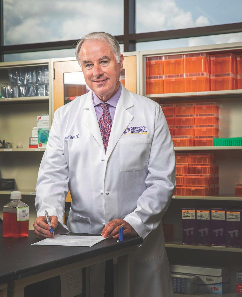Dr. John Kirwan