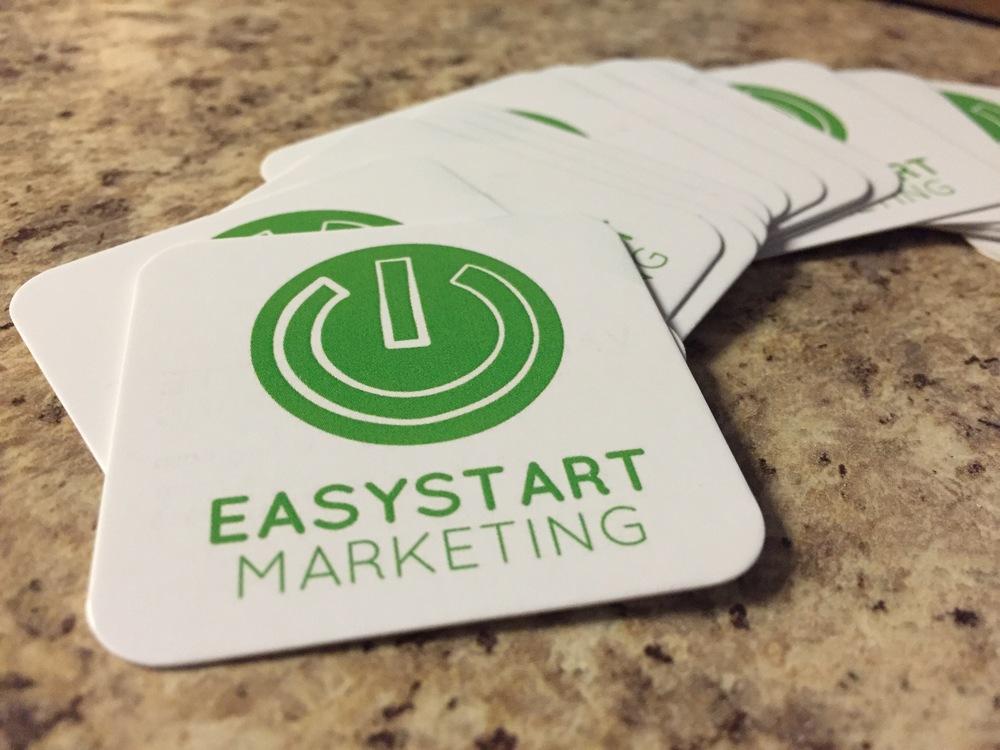 EasyStart Business Card