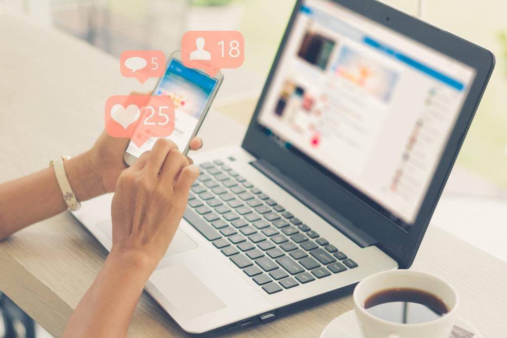 EasyStart Marketing - Social media