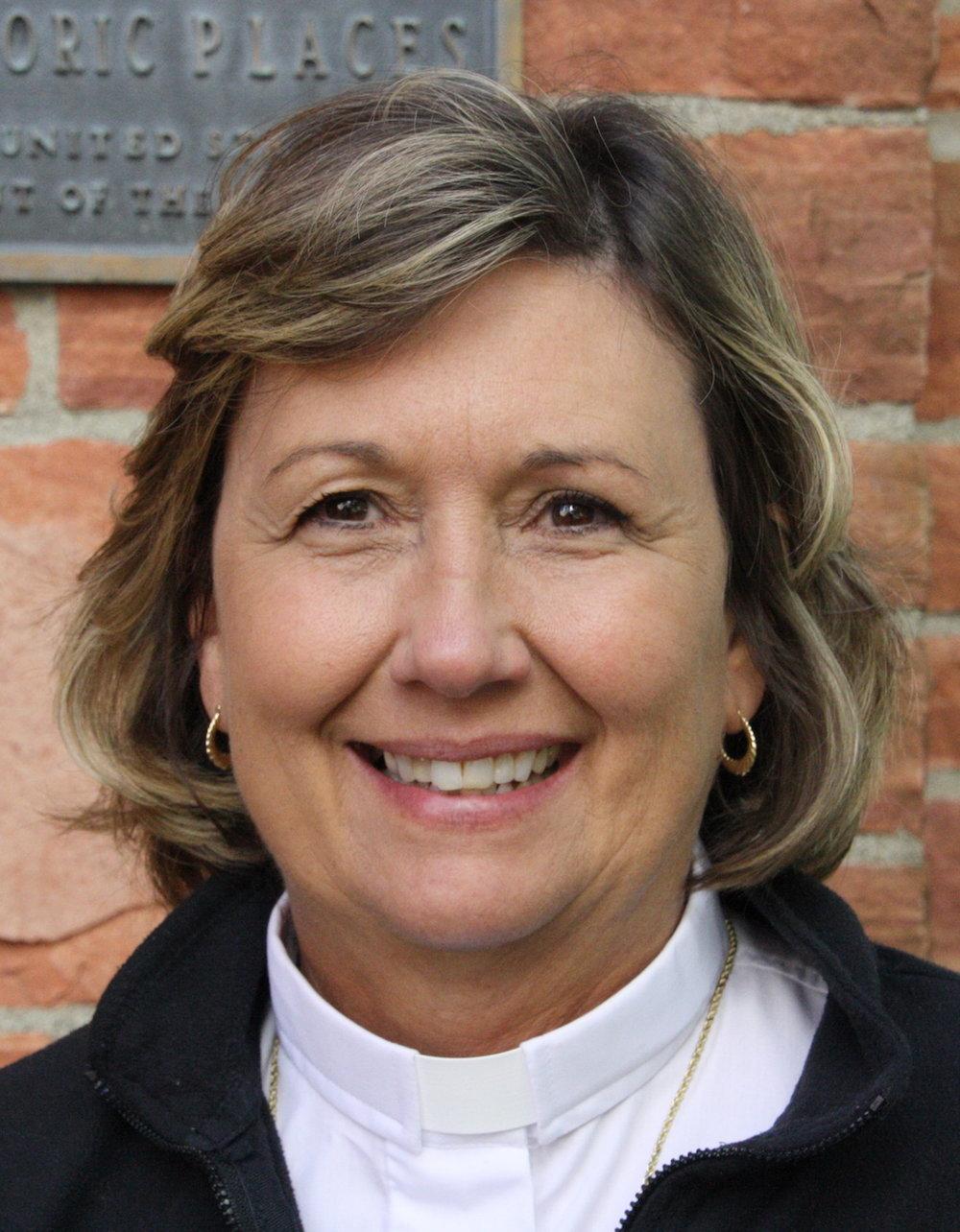 The Rev. Susan Plaske