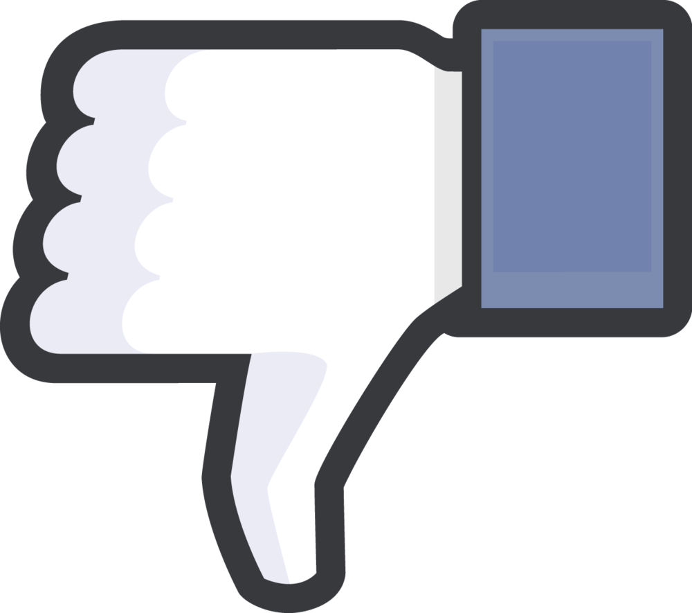 Thumbs-down-facebook