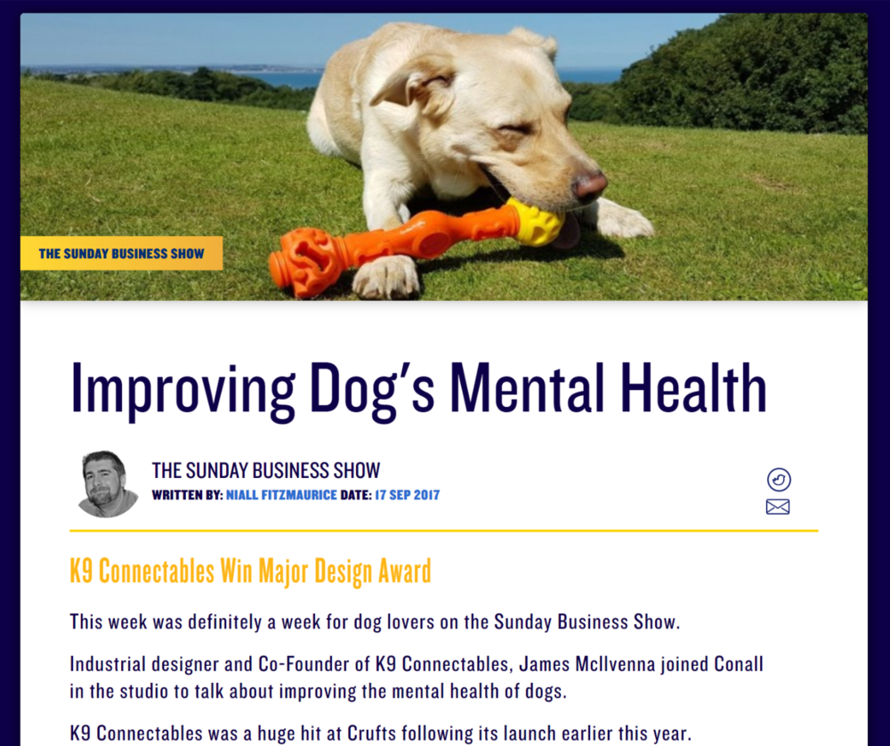 https://www.todayfm.com/The-Sunday-Business-Show/Improving-Dogs-Mental-Health