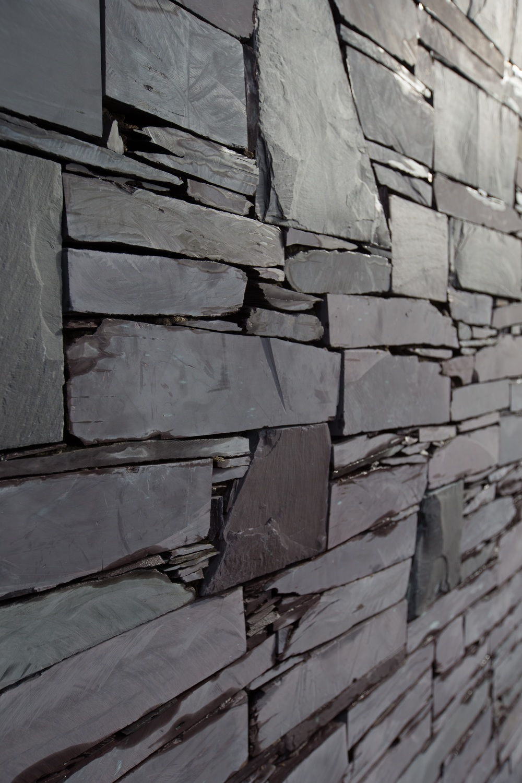 Bangor Blue Penryn stone wall