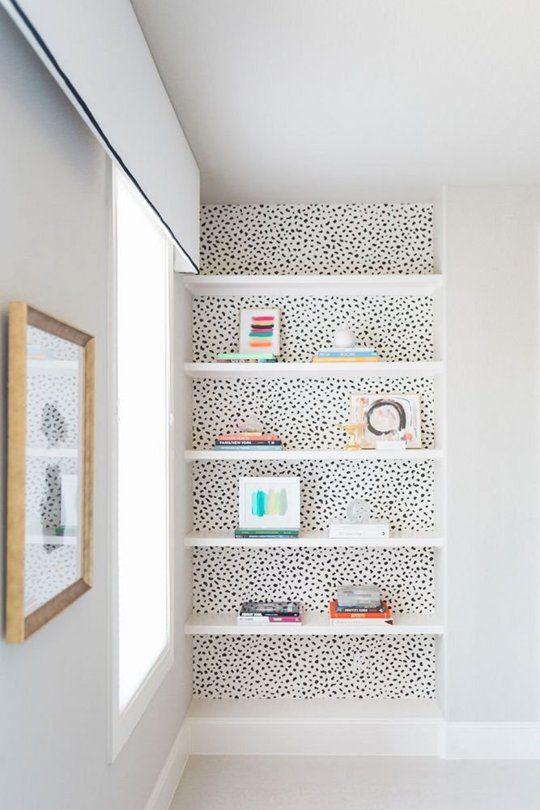 Overcoming Your Fear Of Wallpaper — Panache of Amarillo