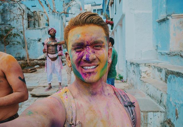 "In a few hours time, I will be releasing ""My Holi Story"" film on my YouTube, head over to my channel (link in the Bio) and subscribe to get it early... Thank you for coming on this journey with me, I hope you enjoy the way we document our journey to Pushkar, FILM will follow with the next post! ⠀ ⠀⠀⠀⠀ ⠀ ⠀ ⠀⠀⠀⠀ ⠀⠀⠀⠀ ⠀ ⠀⠀www.icescobar.com 