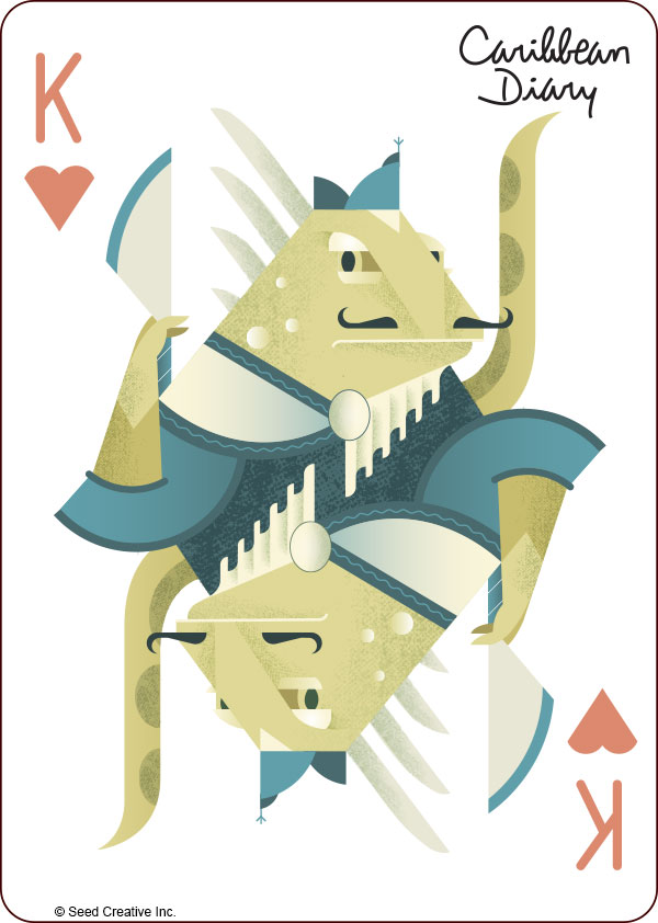 Arturo, King of Hearts