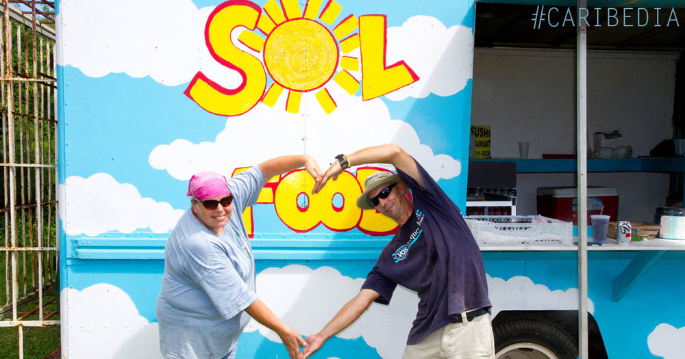 Sol Food, Vieques Island, PR
