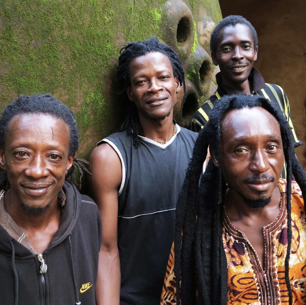 JAHMAN THE SIERRA WAILERS