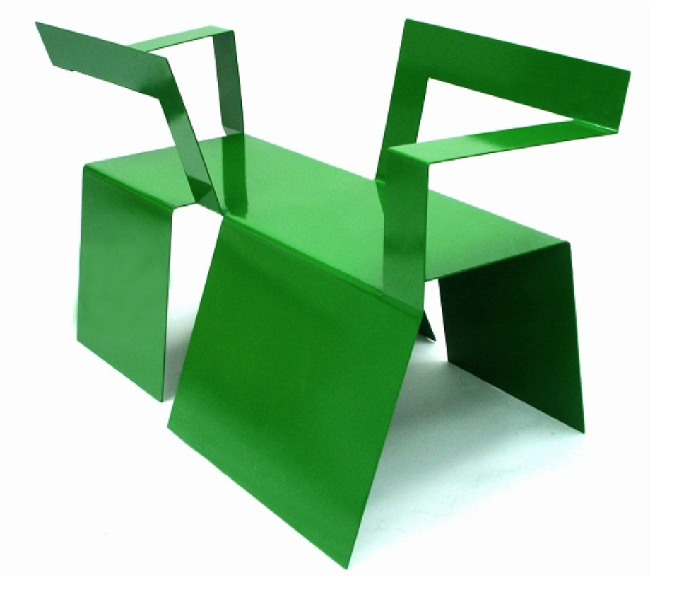 Innovative Conversation Chair By Ana Linares