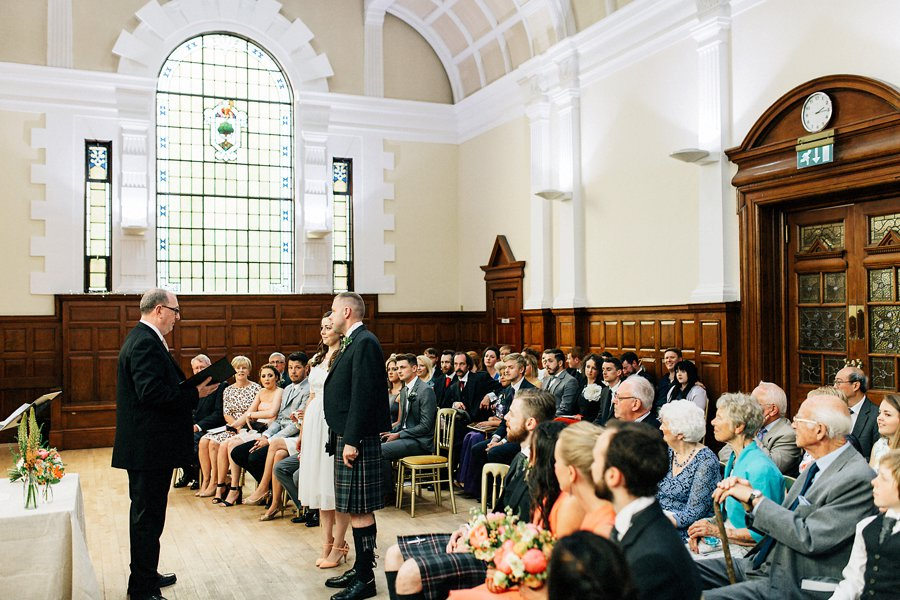Pollokshields Burgh Hall_Wedding Photographs__025
