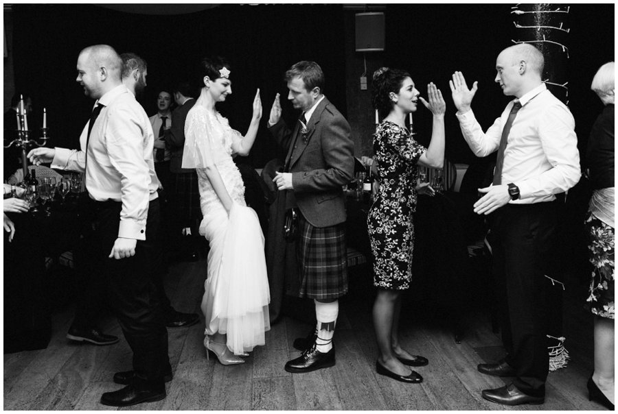 29 Members Club Glasgow Wedding_115