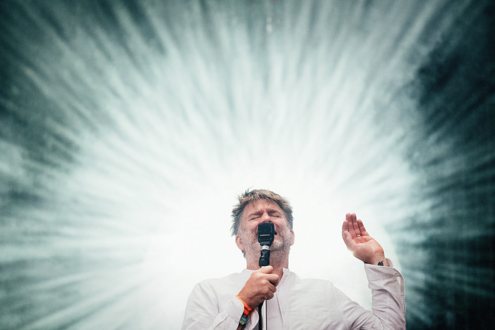 LCD Soundsystem - T in the Park