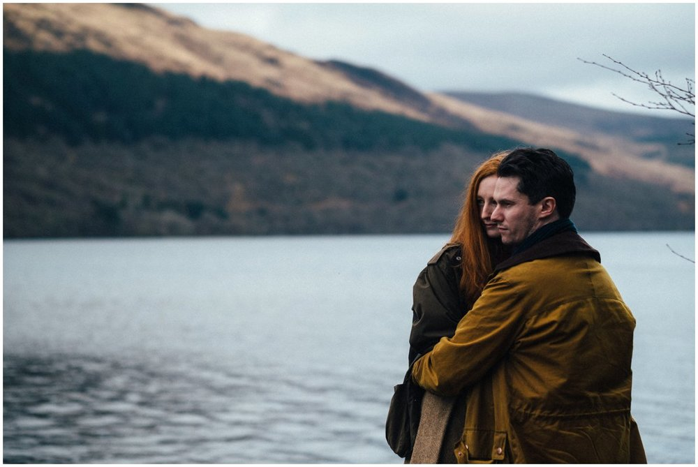 Loch Lomond Engagement Shoot - Euan Robertson Photography_010.jpg
