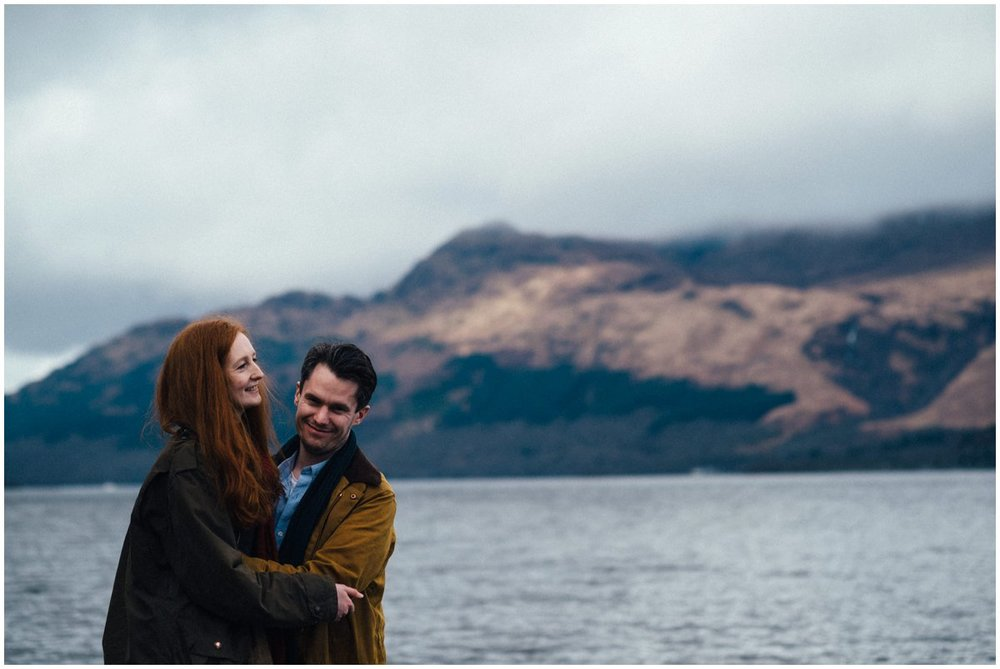 Loch Lomond Engagement Shoot - Euan Robertson Photography_021.jpg