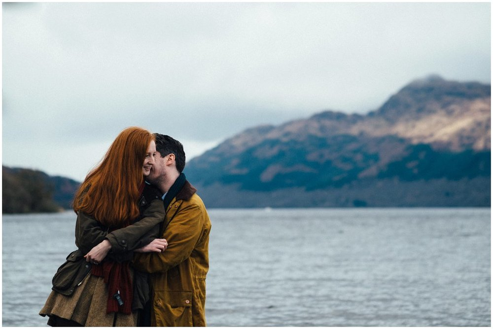 Loch Lomond Engagement Shoot - Euan Robertson Photography_022.jpg