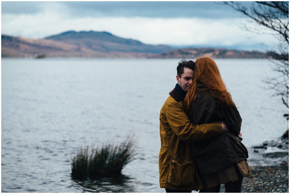 Loch Lomond Engagement Shoot - Euan Robertson Photography_024.jpg
