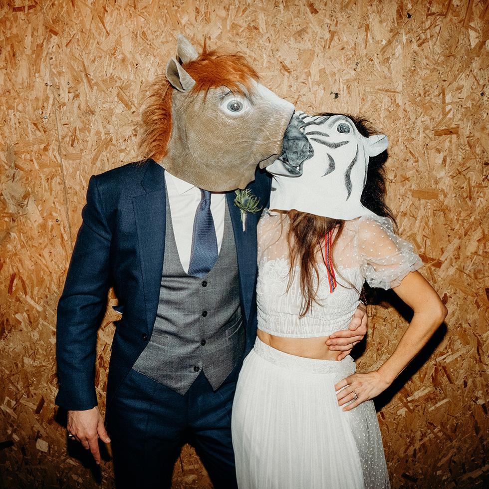 Flo + Robert  Monachyle Mhor   See the Full Wedding