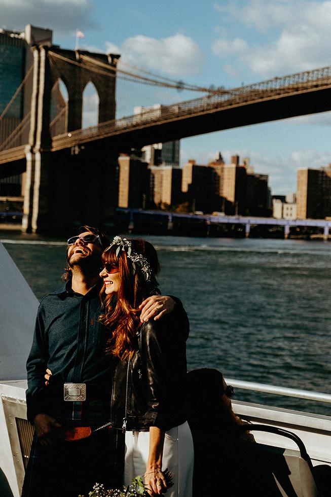 Jaye + Grant New York   See the Full Wedding