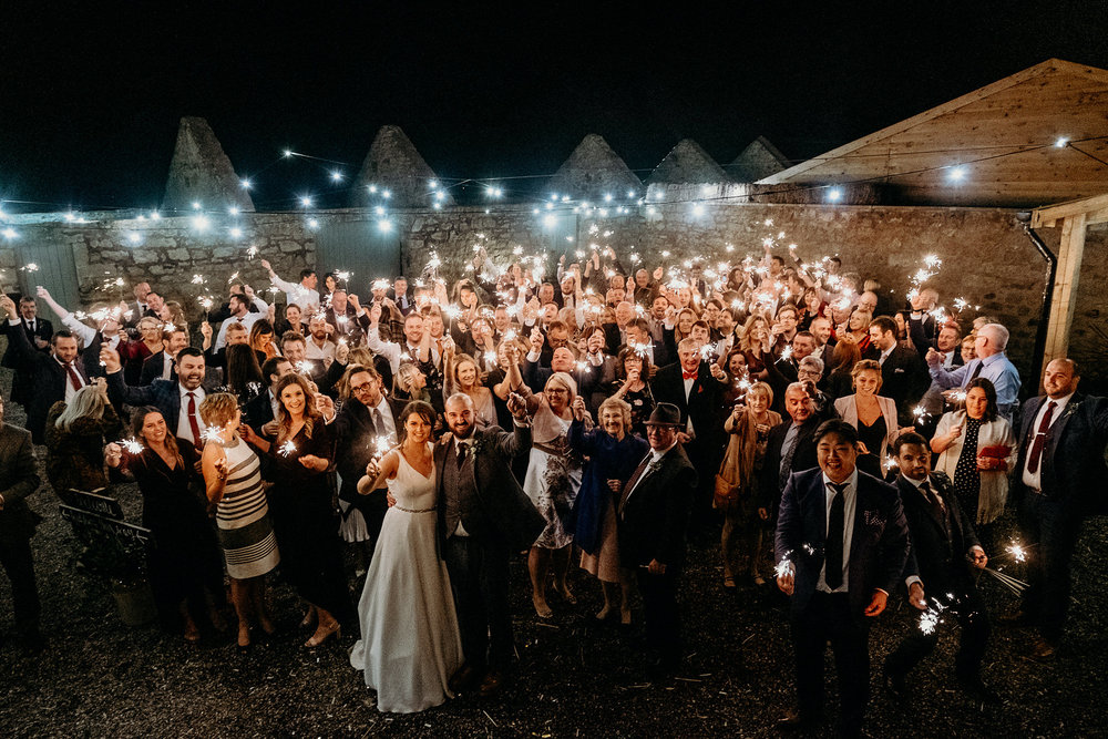 Crail Cowshed wedding photographs.jpg