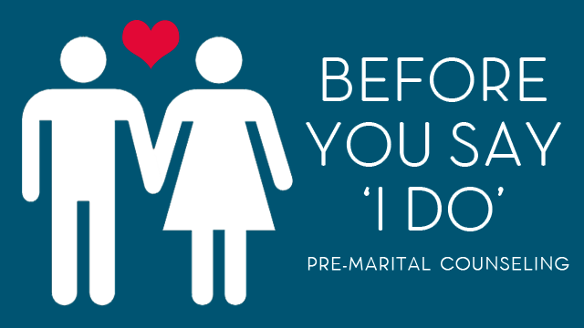PRE-MARRIAGE CLASS
